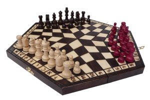 ajedrez original