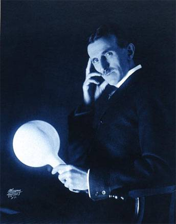 lampara de plasma tesla