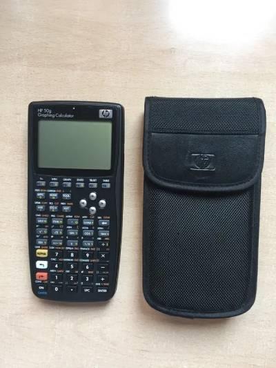 manual de la calculadora hp 50g